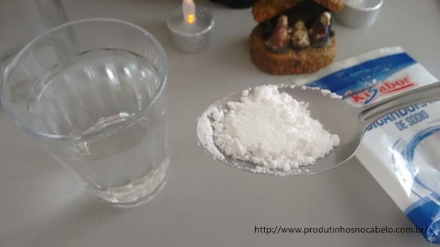 Shampoo de Bicarbonato