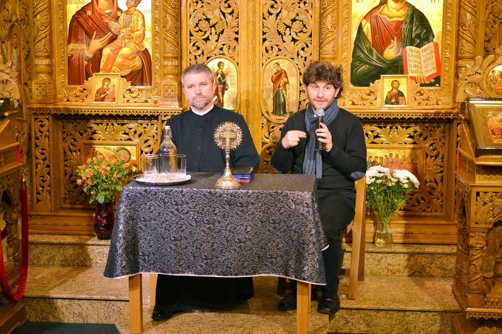 Pr. Silviu Tudose Perioada Triodului - urcus spre Inviere - (8)