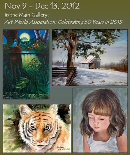 Art World Association: Celebrating Fifty Years in 2013