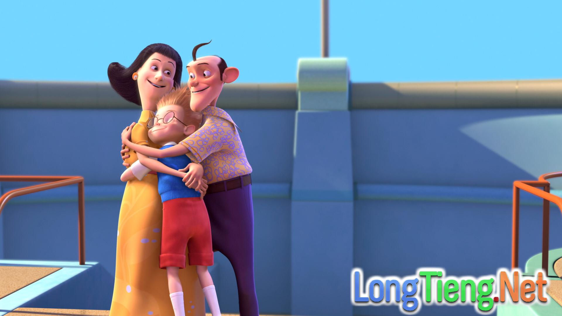 Xem Phim Gia Đình Robinson - Meet The Robinsons - Sàn Phim - Sanphim.net