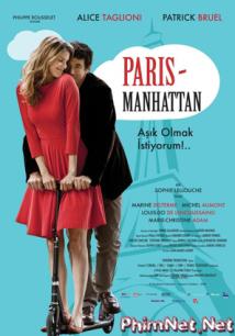 Phim Nửa Đêm Ở Paris - Paris-manhattan