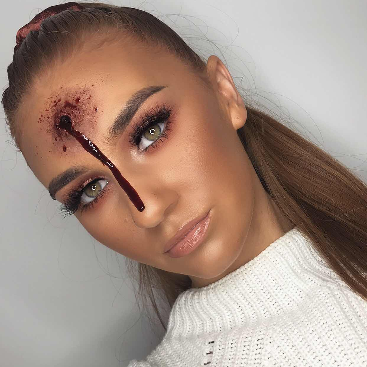 Easy Sfx Makeup Bullet Hole Wound
