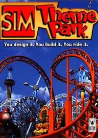 Sim Theme Park - Review-Cheats-Walkthrough By Jimmy Goldstein