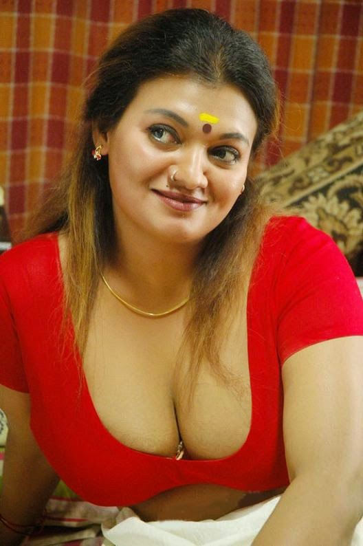 VALERIA: Blouse boob indian south