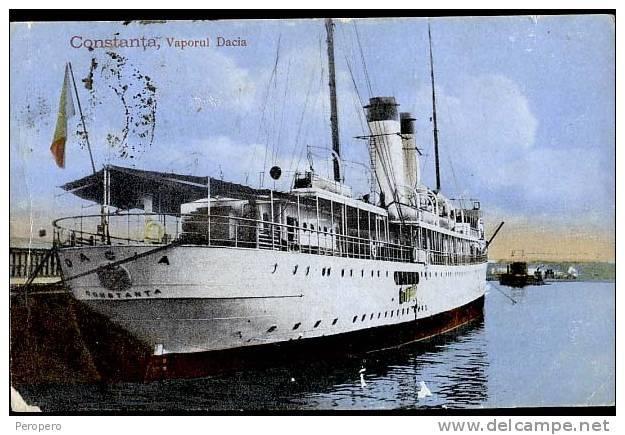 Dacia ship