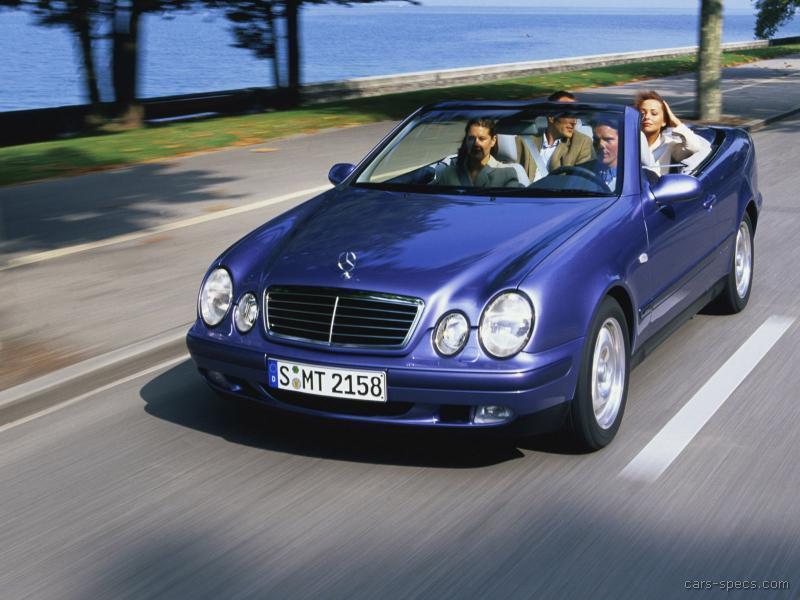 Benz Mercedes Clk Cabriolet