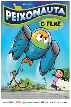 Baixar Filme Peixonauta - O Filme (2018) Nacional Torrent Grátis
