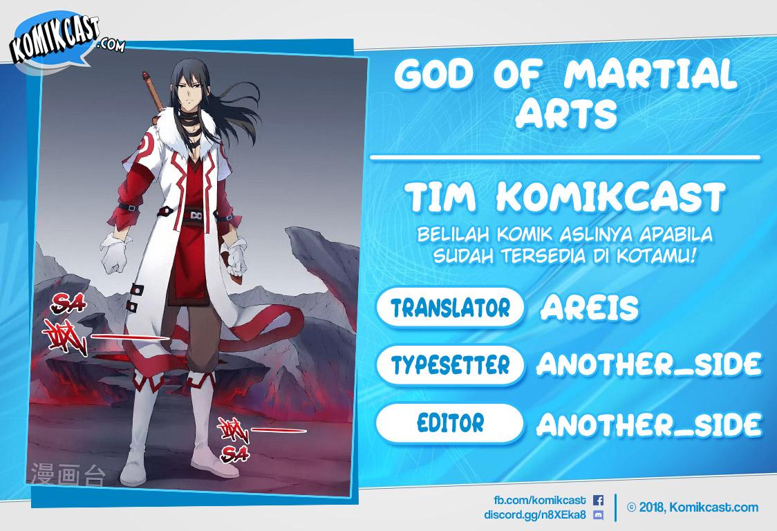 Komik God of Martial Arts Chapter 79.1 Gambar 1