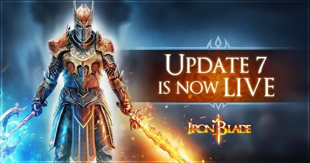 Iron Blade 7. Güncellemesini Yayınladı