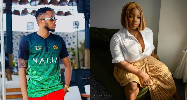 Brighto Again!!! See What He Saying After Claiming To Have A Swollen Manh00d After Dorathy's BJ