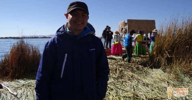 Viajar Lago Titicaca Perú 1