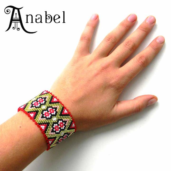 купить браслет из делики Anabel