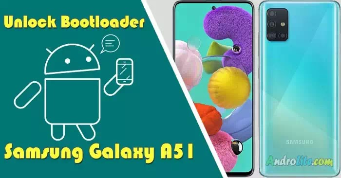 Developer Options dan Unlock Bootloader Samsung Galaxy A51