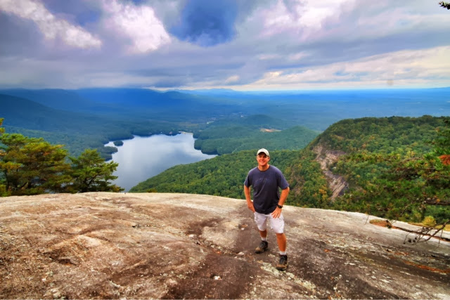 Table Rock State Park Hiking