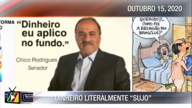 o Brasil em 15 de Outubro por Cláudio Lessa.