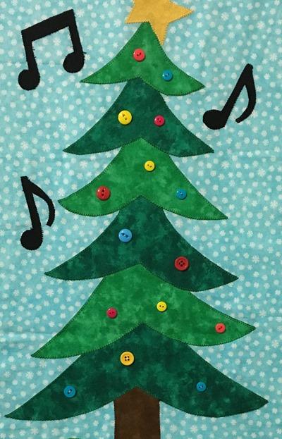 Rockin Around the Christmas Tree - FunThreads Designs