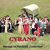 Cyrano Buytenpark productie 2010 Totaal