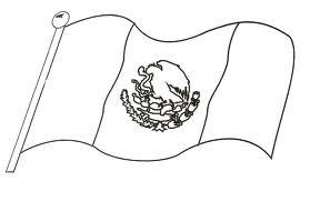 Cultura Miscelaneas Imagenes Dibujos Dibujos De La Bandera De Mexico