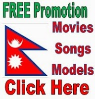 Free Promotion Nepali Movies, Songs, Models