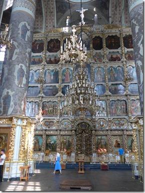 Donskoi Iconostase Bolchoi Sobor