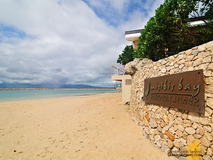 The Sea at Albay's Misibis Bay