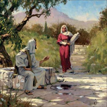 single women in samaria Jewish women and the temple  on his journey to galilee he passed through samaria and comes to jacob's well at sychar and ministers to a woman of.