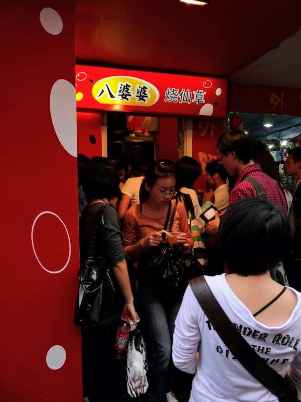 Xiamen.Specialité,la boutique est minuscule,on fait une queue...mais c'est délicieux