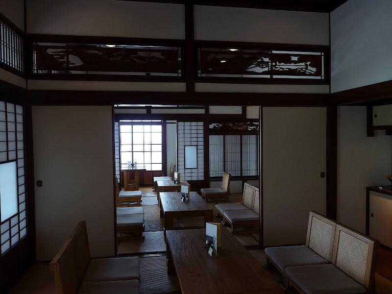 TAIWAN.Taipei .Maison japonaise vers Beitou et Musée National de Taipei à côté du Peace park - P1060310.JPG