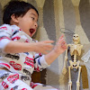 Introducing the Human Skeleton to Preschoolers