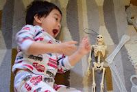 Introducing the Human Skeleton to Preschoolers