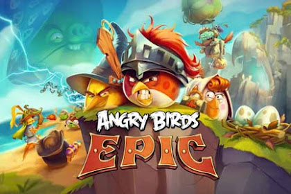 Angry Birds Epic RPG v2.5.26974.4598 Full Apk+Obb For Android