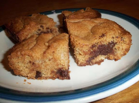 Blonde Brownies Recipe