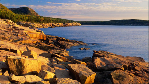First Light, Near Otter Cliffs, Acadia National Park, Maine.jpg
