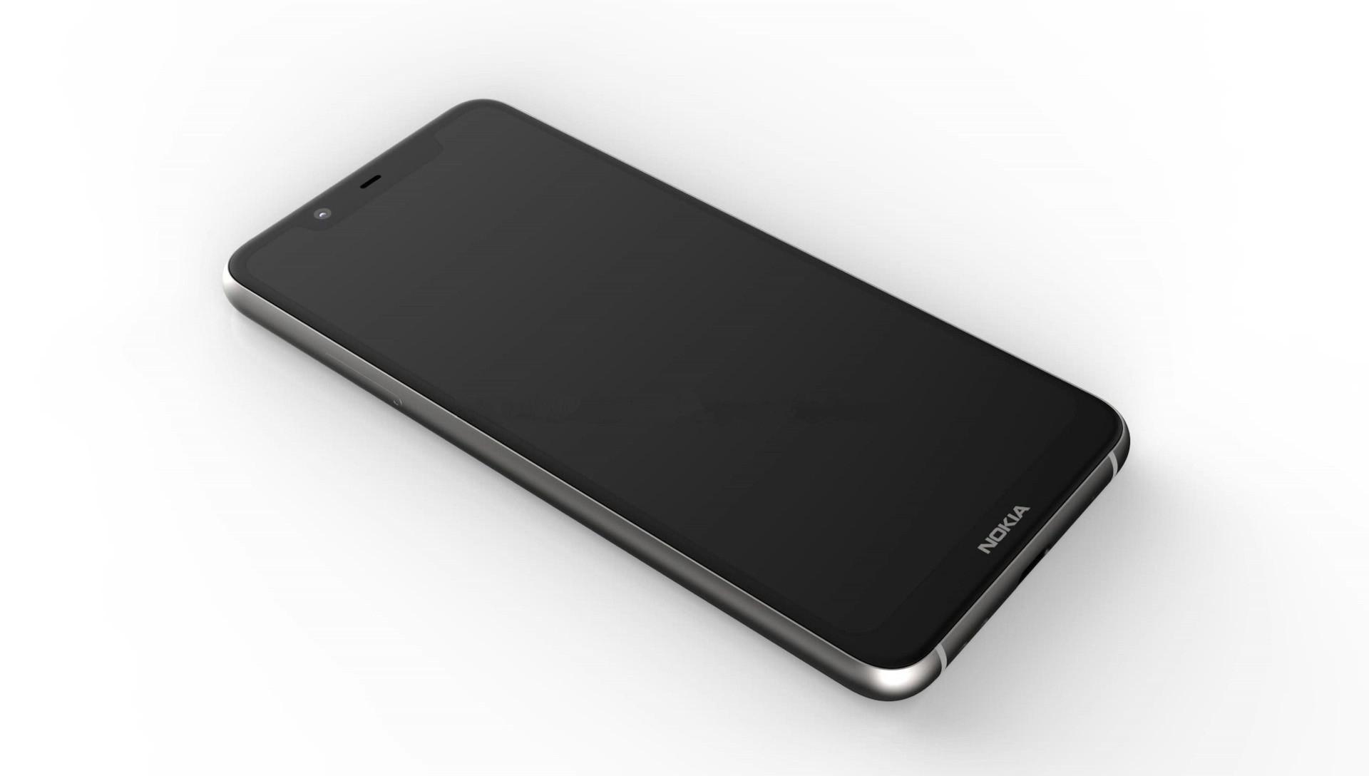 جوال Nokia 5-1 Plus إمكانياته ومواصفاته وصوره