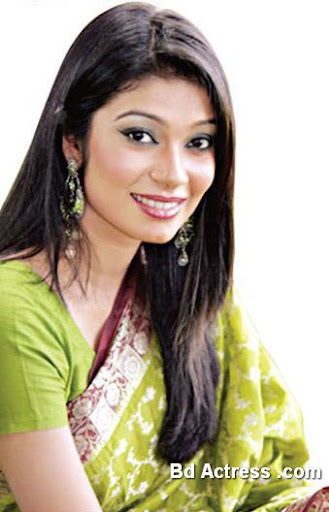 Bangladeshi Model and Actress Alvi