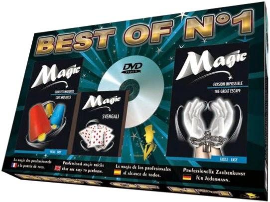 Bộ Ảo thuật tổng hợp OID Magic Collection Best 1
