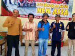 Ormas DPD KPK TIPIKOR Kabupaten Kebumen Kunjungi Peternakan Ayam New Assa