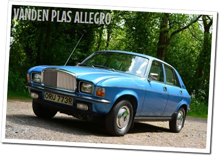 Vanden Plas Allegro - autodimerda.it