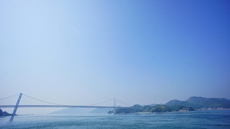 しまなみ海道 因島大橋 写真3