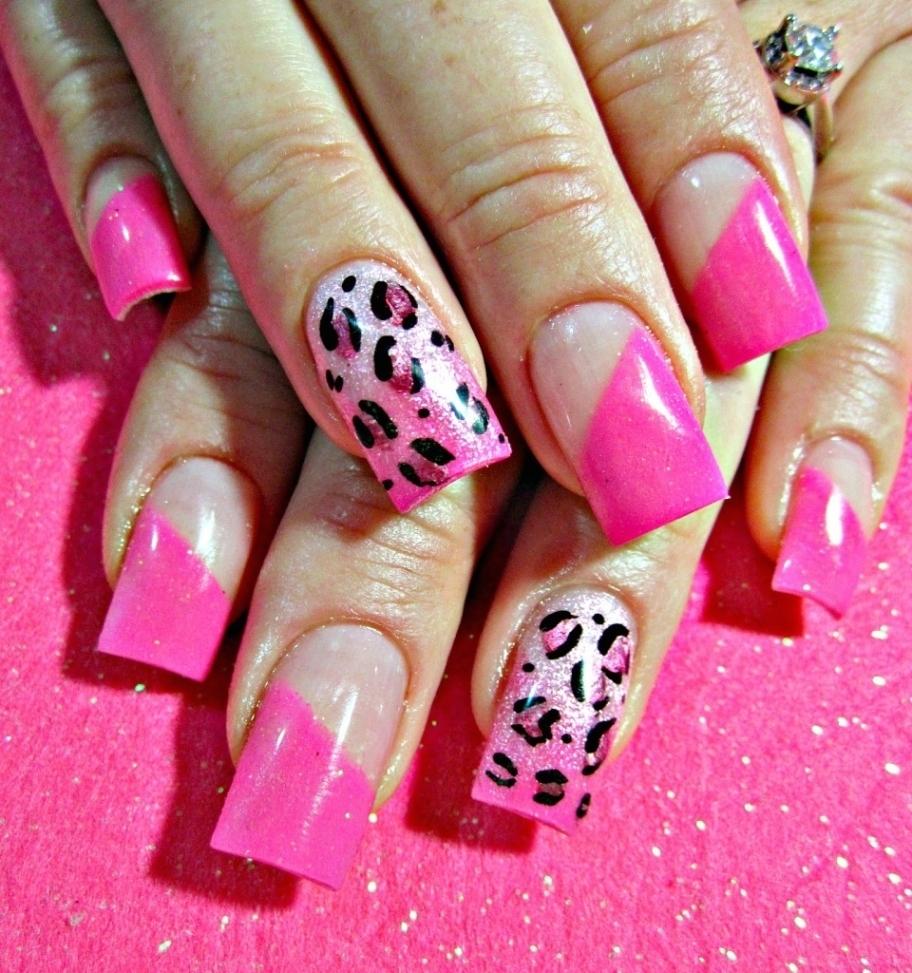 luxury cute cheetah nail designs 2017 trends styles art
