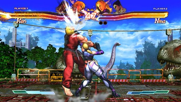 Street Fighter X Tekken Free PC Download Free Full Version