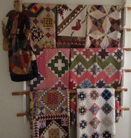 Humble Quilts: Crazy Summer : quilts on the wall - Adamdwight.com