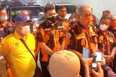 Bantu Warga di Tengah Pandemi, MPW PP Sumut Bagikan 1100 Paket Sembako