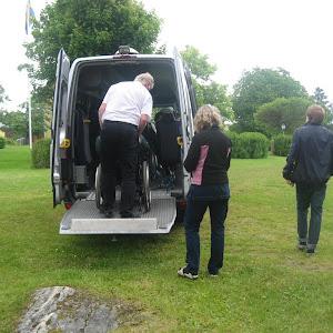 Pensionärskaffe 2012 i Töve