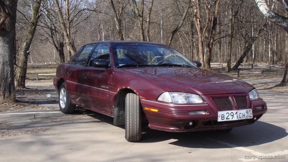 1995 pontiac grand am coupe specifications pictures prices rh cars specs com 1995 pontiac grand am repair manual 1999 Pontiac Grand AM