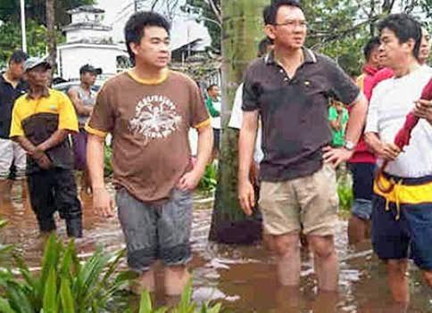 Ini Saran Ahok Biar Jakarta Nggak Banjir