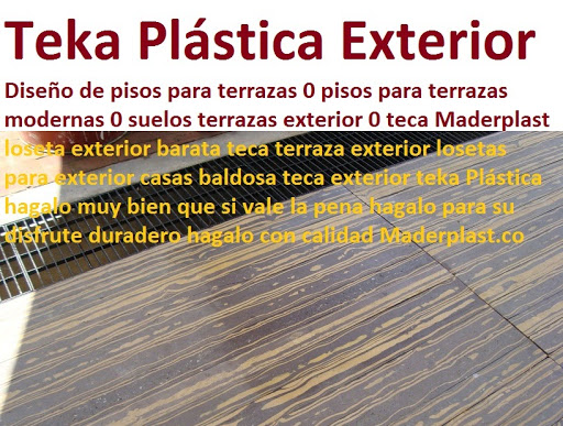 Maderplast Estructuras Plásticas S A