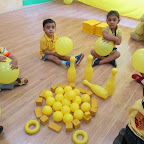 Yellow Day Activity (Playgroup)