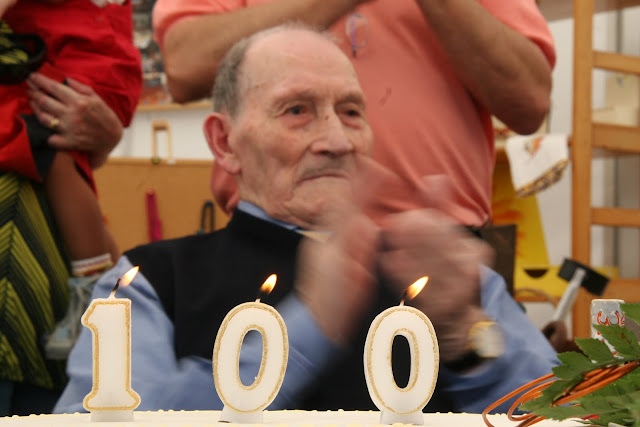 100 Anos: Sr. Manuel André