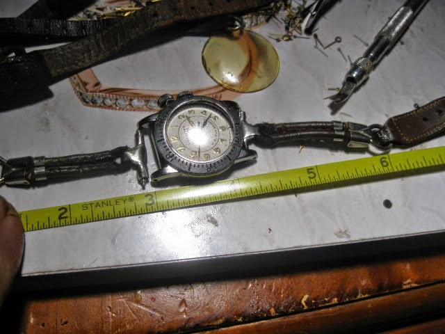 1935 LONGINES WEEMS ORIGINAL 1935 LEATHER METAL ROP STRAP - IMG_1012.JPG